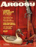 Argosy Part 5: Argosy Magazine (1943-1979 Popular) Vol. 361 #5