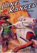 Lone Ranger Magazine (1937 Trojan) Pulp Vol. 1 #3
