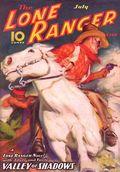 Lone Ranger Magazine (1937 Trojan) Pulp Vol. 1 #4
