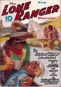 Lone Ranger Magazine (1937 Trojan) Pulp Vol. 1 #5