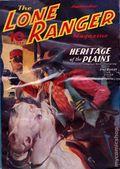 Lone Ranger Magazine (1937 Trojan) Pulp Vol. 1 #6