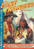 Lone Ranger Magazine (1937 Trojan) Pulp Vol. 2 #1