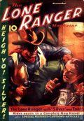 Lone Ranger Magazine (1937 Trojan) Pulp Vol. 2 #2