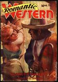 Romantic Western (1938-1939 Trojan) Pulp Vol. 2 #4