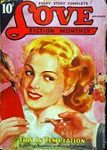 Love Fiction Monthly (1934-1949 Periodical House) Pulp Vol. 8 #1