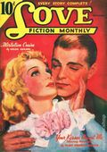Love Fiction Monthly (1934-1949 Periodical House) Pulp Vol. 11 #2