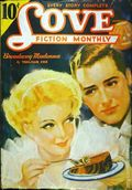 Love Fiction Monthly (1934-1949 Periodical House) Pulp Vol. 12 #1