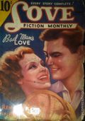 Love Fiction Monthly (1934-1949 Periodical House) Pulp Vol. 15 #1