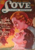 Love Fiction Monthly (1934-1949 Periodical House) Pulp Vol. 15 #3