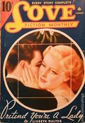 Love Fiction Monthly (1934-1949 Periodical House) Pulp Vol. 16 #3