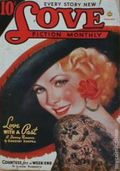 Love Fiction Monthly (1934-1949 Periodical House) Pulp Vol. 17 #1