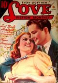Love Fiction Monthly (1934-1949 Periodical House) Pulp Vol. 17 #3