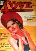 Love Fiction Monthly (1934-1949 Periodical House) Pulp Vol. 19 #2