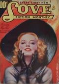 Love Fiction Monthly (1934-1949 Periodical House) Pulp Vol. 22 #1