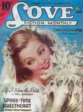Love Fiction Monthly (1934-1949 Periodical House) Pulp Vol. 27 #3