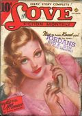 Love Fiction Monthly (1934-1949 Periodical House) Pulp Vol. 29 #1