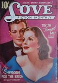 Love Fiction Monthly (1934-1949 Periodical House) Pulp Vol. 34 #1