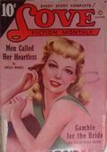 Love Fiction Monthly (1934-1949 Periodical House) Pulp Vol. 37 #1