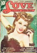 Love Fiction Monthly (1934-1949 Periodical House) Pulp Vol. 37 #3