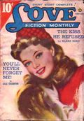 Love Fiction Monthly (1934-1949 Periodical House) Pulp Vol. 38 #2