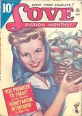 Love Fiction Monthly (1934-1949 Periodical House) Pulp Vol. 41 #1