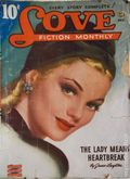Love Fiction Monthly (1934-1949 Periodical House) Pulp Vol. 45 #1