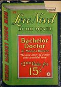 Love Novel of the Month (1940-1941 Frank A. Munsey) Pulp Vol. 1 #2