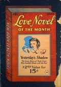 Love Novel of the Month (1940-1941 Frank A. Munsey) Pulp Vol. 1 #3