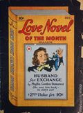 Love Novel of the Month (1940-1941 Frank A. Munsey) Pulp Vol. 1 #6