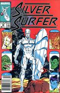 Silver Surfer (1987 2nd Series) Mark Jewelers 20MJ