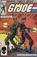 GI Joe (1982 Marvel) 7REP.2ND