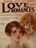 Love Romances (1926-1938 Fiction House) Pulp Vol. 2 #10