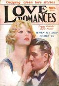 Love Romances (1926-1938 Fiction House) Pulp Vol. 2 #11