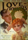Love Romances (1926-1938 Fiction House) Pulp Vol. 3 #1