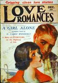 Love Romances (1926-1938 Fiction House) Pulp Vol. 3 #12
