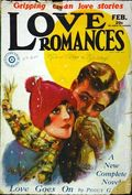 Love Romances (1926-1938 Fiction House) Pulp Vol. 4 #2