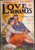 Love Romances (1926-1938 Fiction House) Pulp Vol. 4 #7
