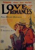 Love Romances (1926-1938 Fiction House) Pulp Vol. 4 #8