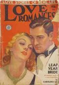 Love Romances (1926-1938 Fiction House) Pulp Vol. 7 #2