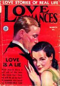 Love Romances (1926-1938 Fiction House) Pulp Vol. 7 #3