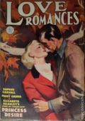 Love Romances (1926-1938 Fiction House) Pulp Vol. 7 #7