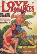 Love Romances (1926-1938 Fiction House) Pulp Vol. 7 #9
