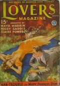 Lover's Magazine (1933-1934 Popular Publications) Pulp Vol. 1 #1