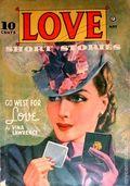 Love Short Stories (1940-1955 Popular Publications) Pulp Vol. 4 #1