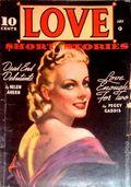 Love Short Stories (1940-1955 Popular Publications) Pulp Vol. 4 #3