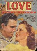 Love Short Stories (1940-1955 Popular Publications) Pulp Vol. 5 #2