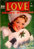 Love Short Stories (1940-1955 Popular Publications) Pulp Vol. 6 #1