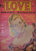 Love Short Stories (1940-1955 Popular Publications) Pulp Vol. 6 #2