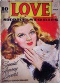 Love Short Stories (1940-1955 Popular Publications) Pulp Vol. 6 #3