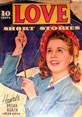 Love Short Stories (1940-1955 Popular Publications) Pulp Vol. 6 #4